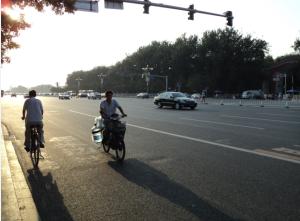 Tiananmen west